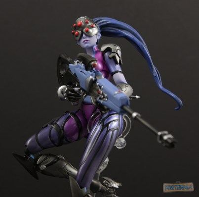 Unofficial Third Party Blizzard Overwatch Widowmaker Action Figure Review
