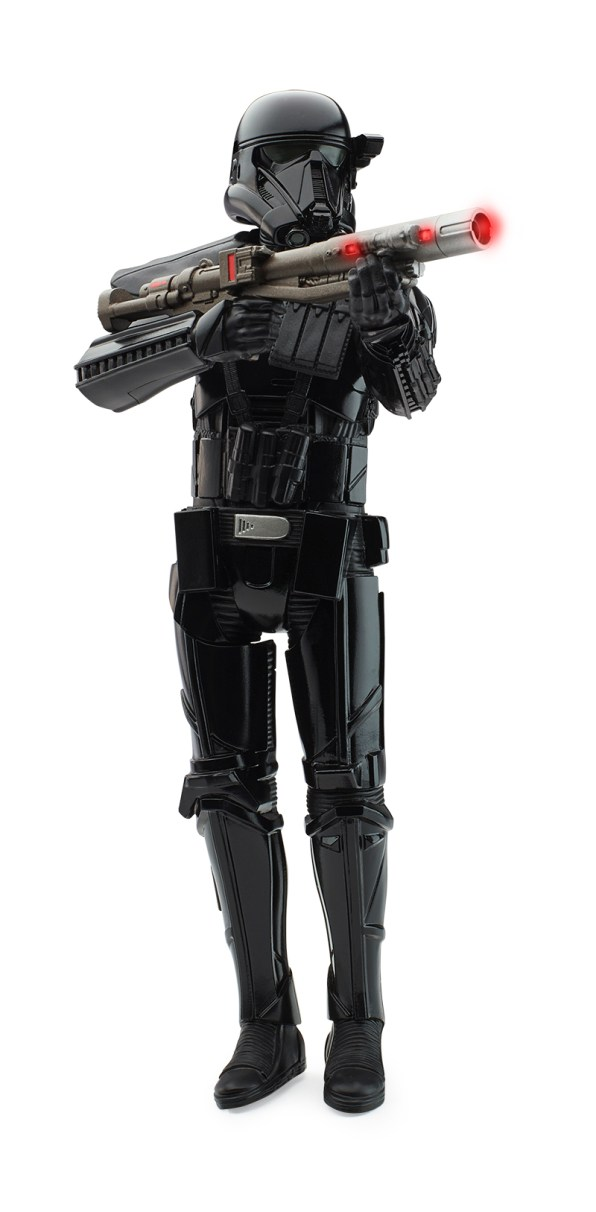 IMPERIAL DEATH TROOPER 12-INCH ELECTRONIC DUEL FIGURE (2)