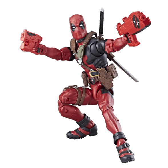 MARVEL LEGENDS SERIES 12-INCH Figures - Deadpool (2)