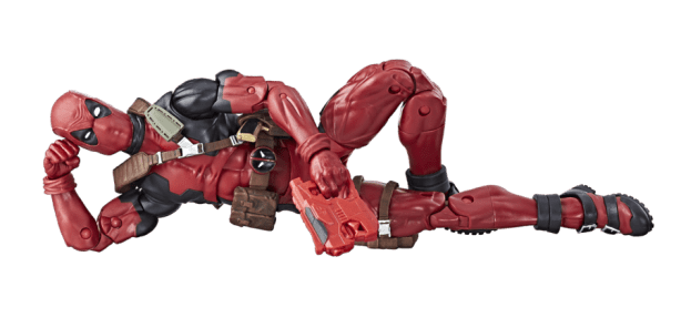 MARVEL LEGENDS SERIES 12-INCH Figures - Deadpool (5)