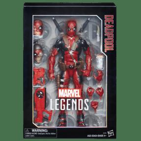 MARVEL LEGENDS SERIES 12-INCH Figures - Deadpool (in pkg)