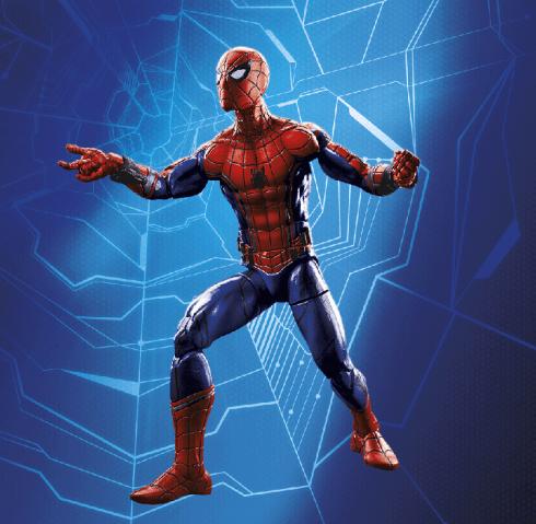 MARVEL LEGENDS SERIES 6-INCH FIGURE MOVIE 2-PACKS (Spider-Man)