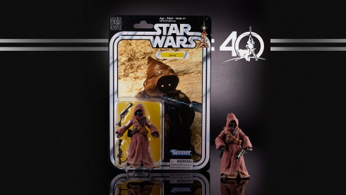 STAR WARS THE BLACK SERIES 6-INCH 40th ANNIVERSARY - Jawa (in pkg)