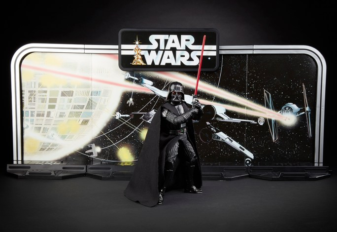 STAR WARS THE BLACK SERIES 6-INCH 40th ANNIVERSARY Legacy Pack - Darth Vader