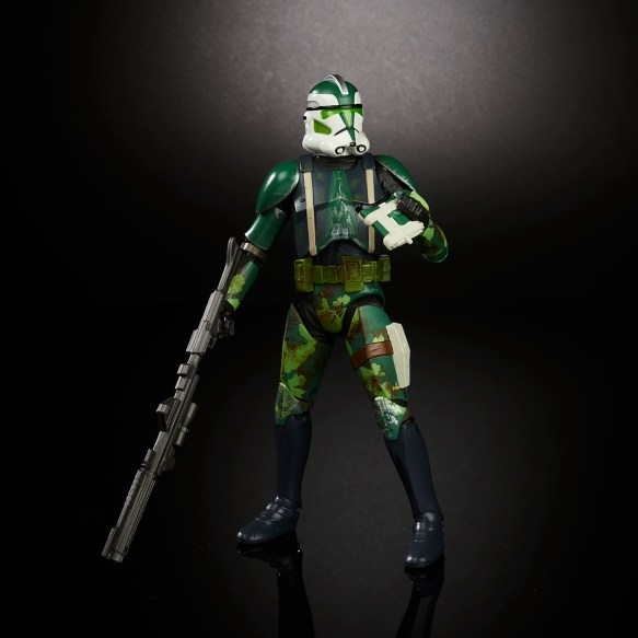 STAR WARS THE BLACK SERIES CLONE COMMANDER GREE - Toys R Us Exclusive (1)