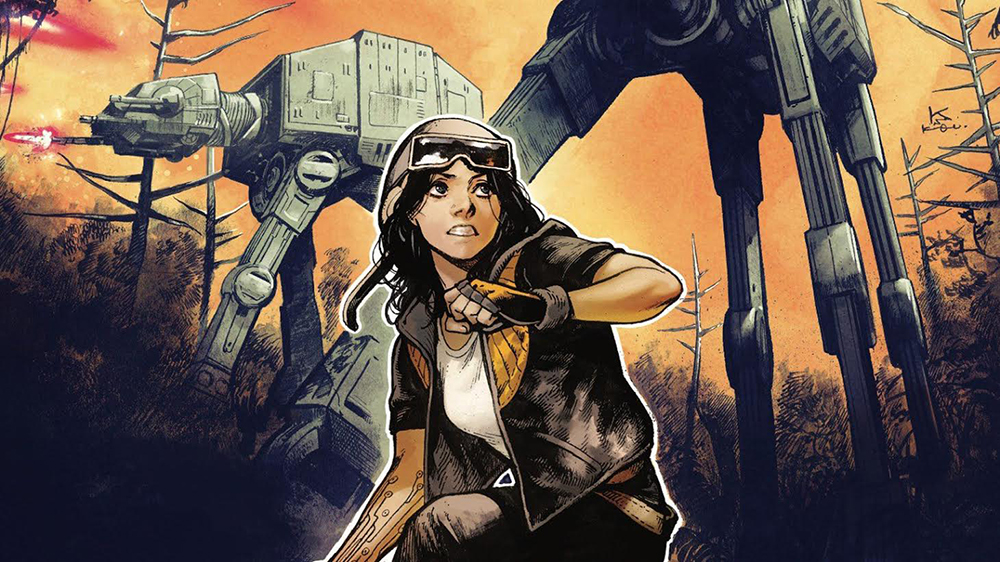 Hasbro Star Wars Doctor Aphra