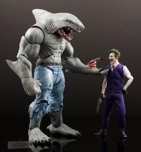 Mattel DC Multiverse King Shark Build-A-Figure Review