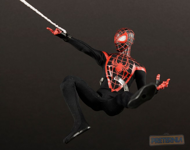 Mezco One:12 Marvel Miles Morales Spider-Man SDCC 2017