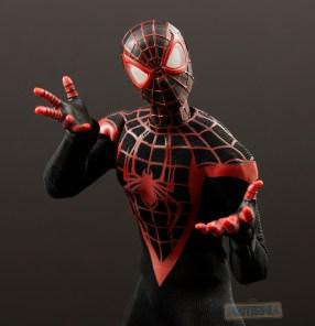 Mezco One:12 Marvel Miles Morales Spider-Man SDCC 2017