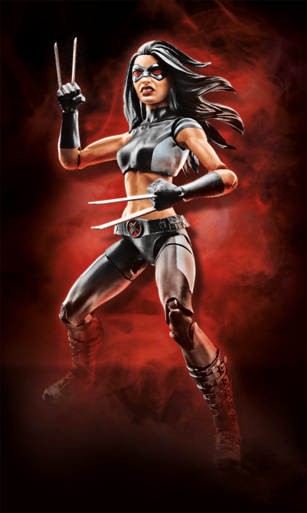 Marvel Deadpool Legends Series 6-inch X23