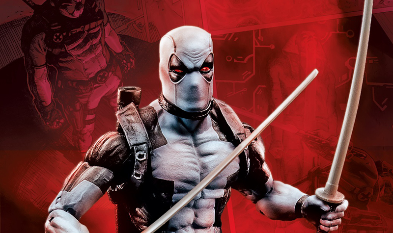 Marvel Legends 6-Inch Uncanny X-Force Deadpool Figur_e