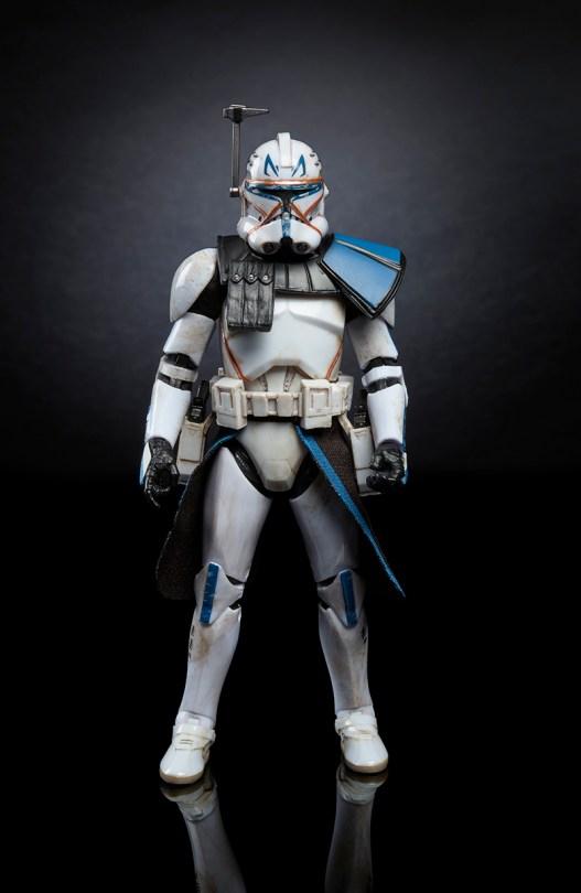 Star Wars The Black Series 6-Inch Clone Captain Rex Figure