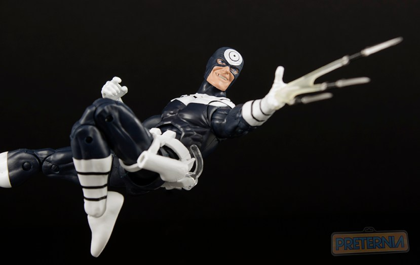Hasbro Marvel Legends Bullseye Man-Thing Build-A-Figure Wave