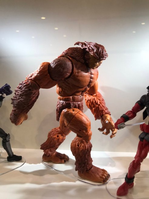 HASCON Marvel Legends Deadpool Sasquatch BAF