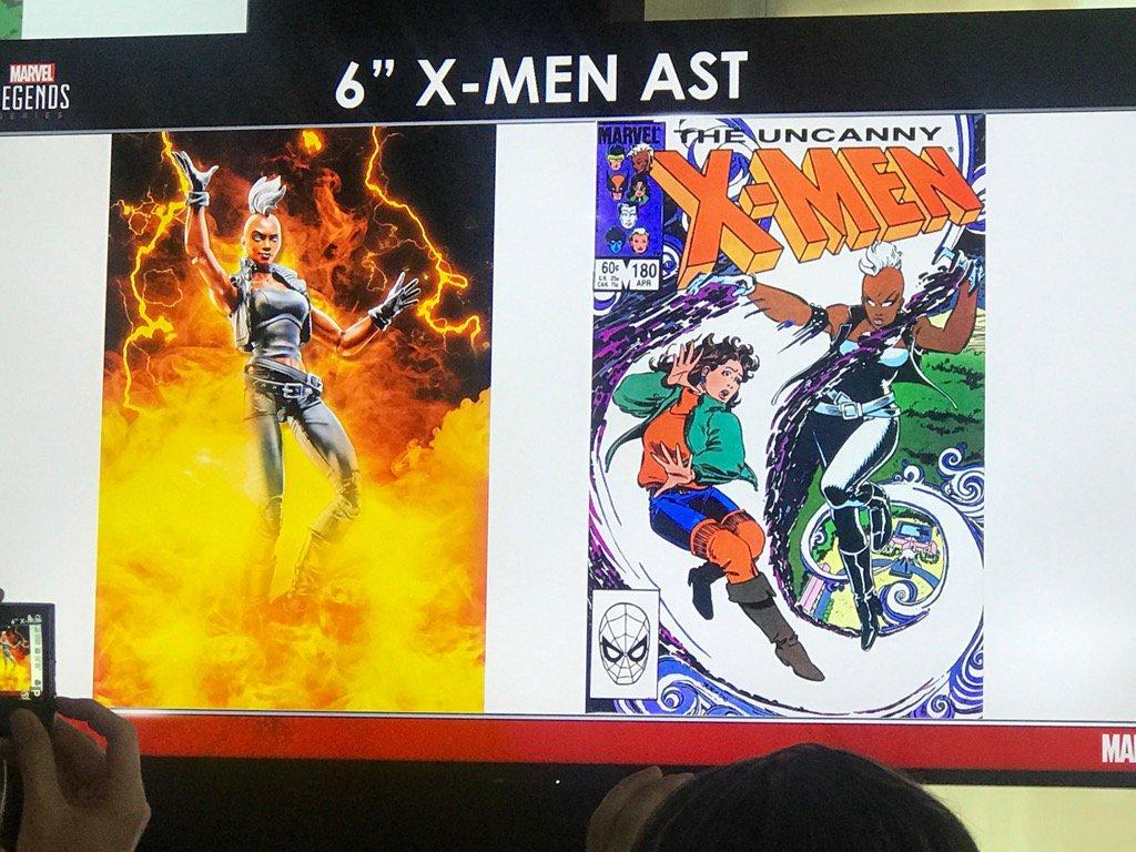 HASCON Marvel Legends Panel