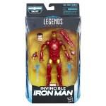 BLP Legends 6 Inch - Iron Man pkg