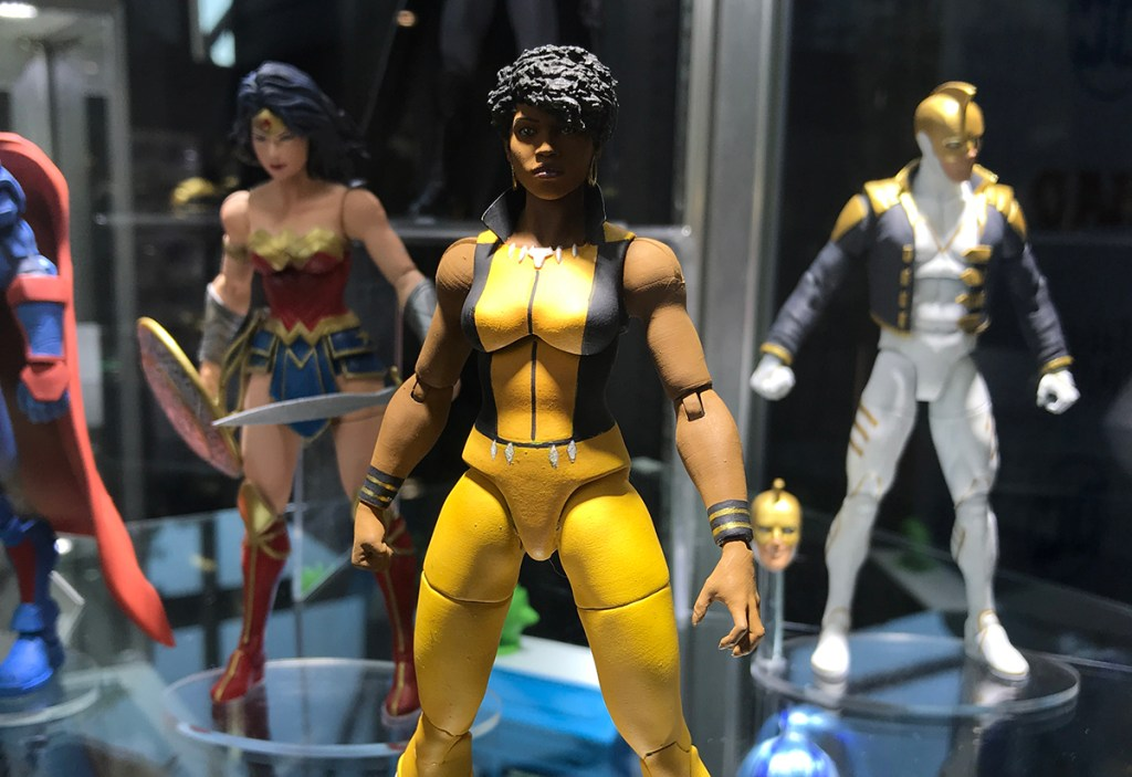 NYCC 2017 DC Multiverse