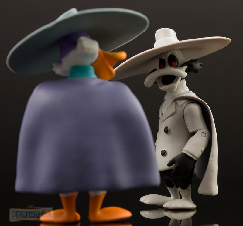 Funko Disney Afternoon Darkwing Duck Negaduck Review