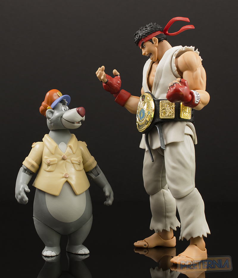 First Look: Funko Disney Afternoon 3 3/4? Baloo, Chip, and Dale