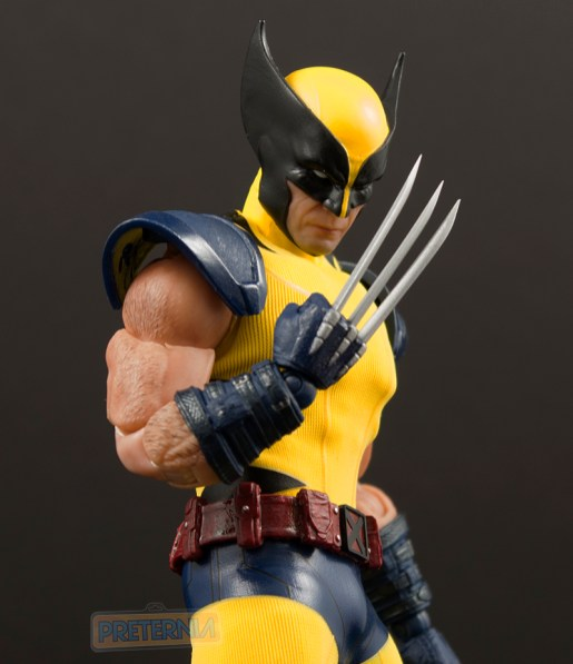 Mezco One:12 NYCC 2017 Exclusive Wolverine Review