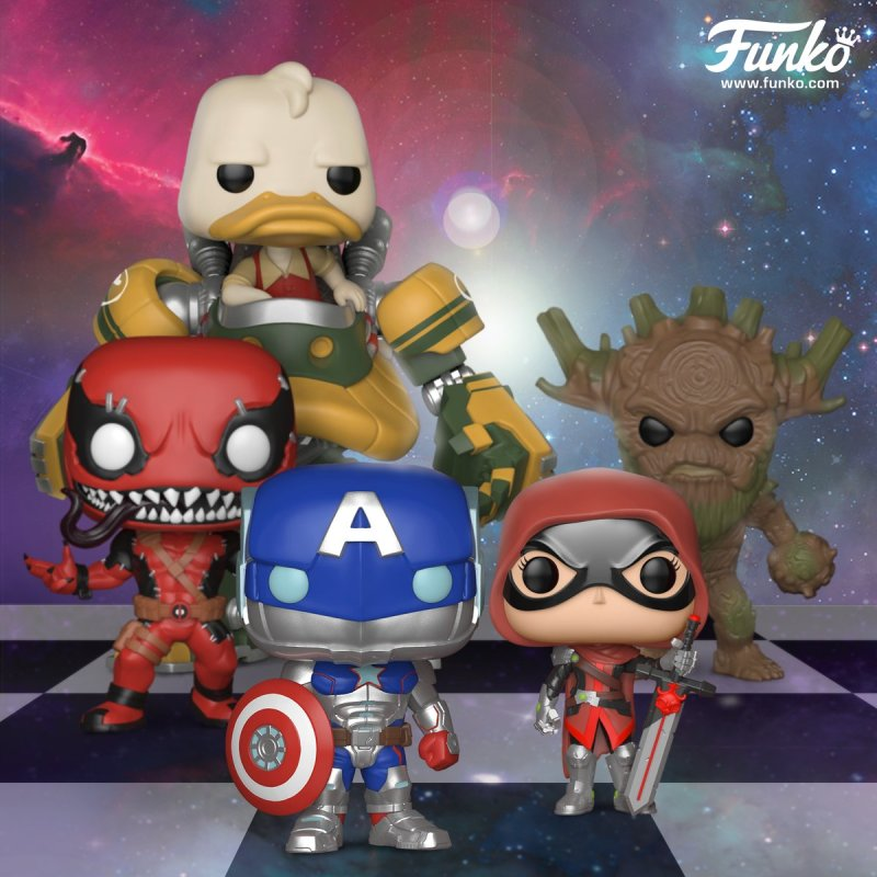 Funko Marvel Contest of Champions Pop!