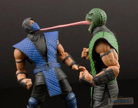 Storm Collectibles Mortal Kombat Reptile Review