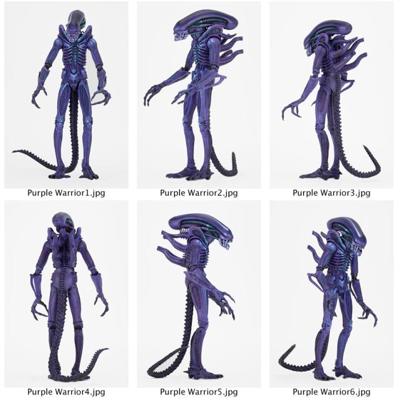 NECA: NECA Club x ALIEN Exclusive Figure Revealed