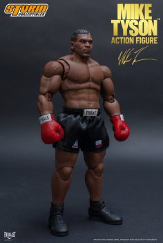 Storm Collectibles: Mike Tyson Action Figure Official Pictures and Preorders
