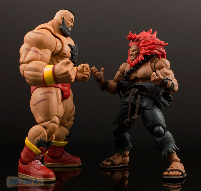 Storm Collectibles Street Fighter V Akuma Review