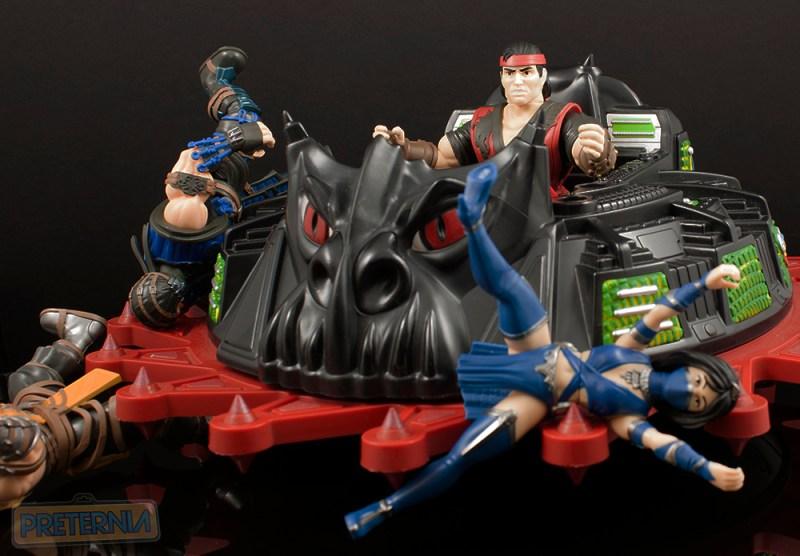 First Look: Funko Mortal Kombat X 5.5