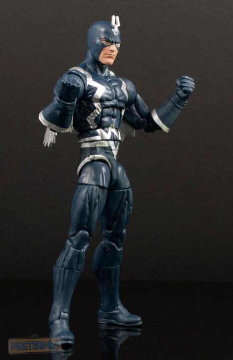 Marvel Legends Black Panther Okoye Series Black Bolt Review