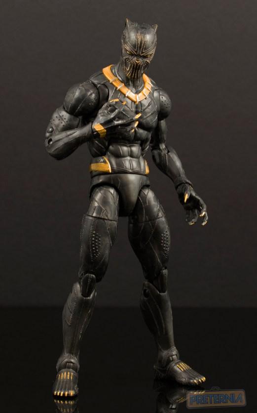 Marvel Legends Black Panther Okoye Series Erik Killmonger Review