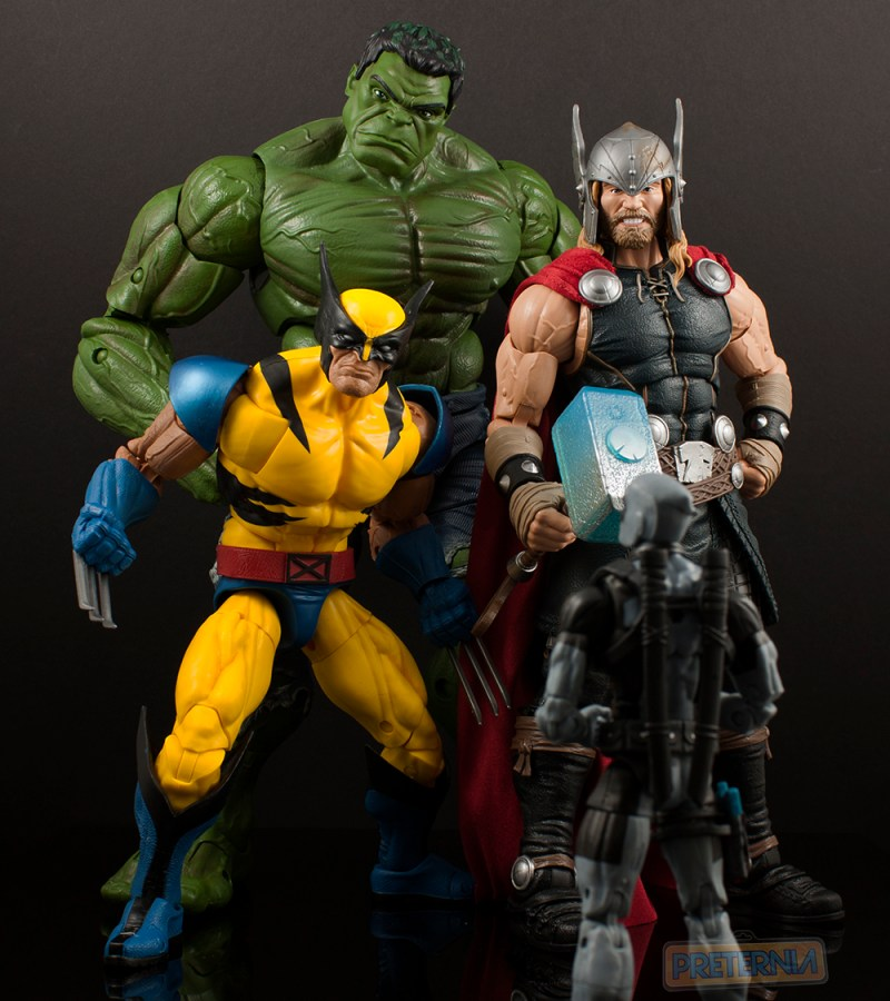Top 10 Hasbro Marvel Legends of 2017 12 Inch Marvel Legends