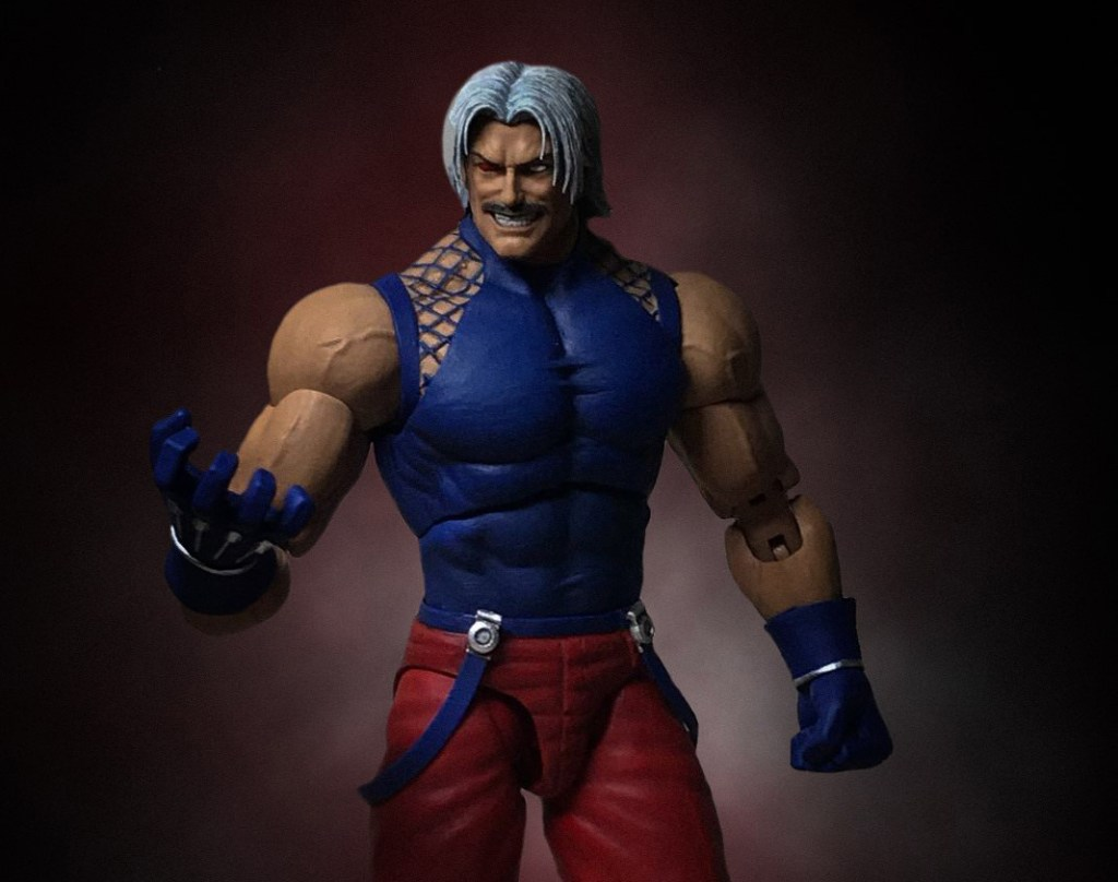 Storm Collectibles: King of Fighters 98 Omega Rugal Revealed