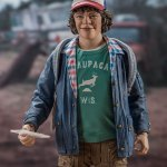 Toy Fair 2018: McFarlane Toys Stranger Things Official Pictures Dustin