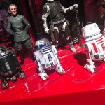 Toy Fair 2018: Hasbro Star Wars Black Series Showroom Pictures