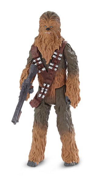 STAR WARS 3.75-INCH FIGURE Assortment (Chewbacca)