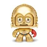 STAR WARS MIGHTY MUGGS Figure Assortment - C-3PO