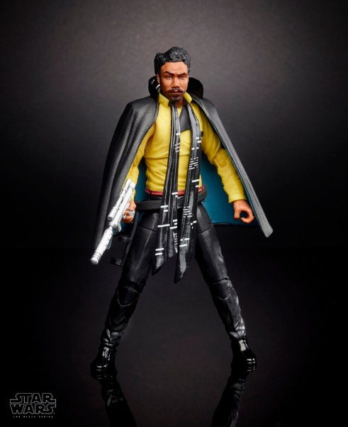STAR WARS THE BLACK SERIES 6-INCH Figure Assortment (Lando Calrissian)