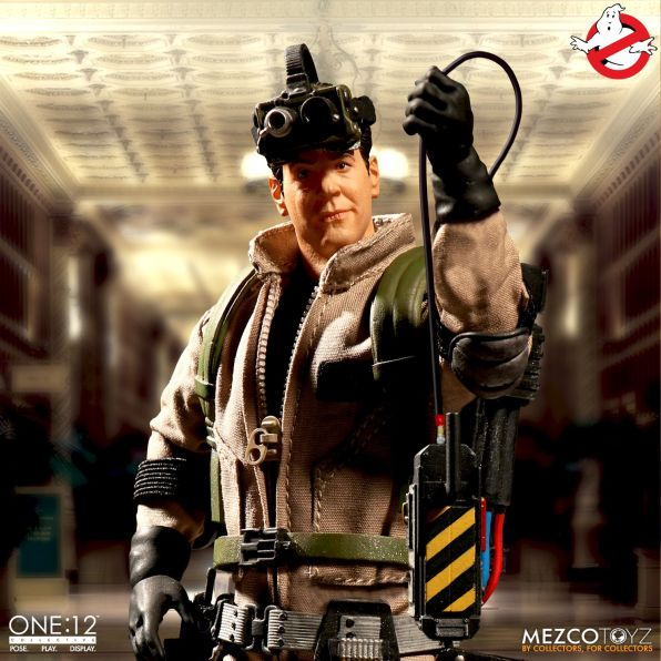Mezco: One:12 Ghostbusters Deluxe Box Set Available for Preorder