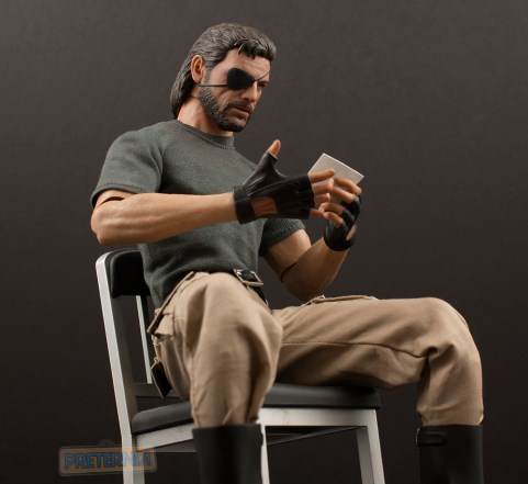 LIMTOYS 1/6 Ismael Deluxe Leather Jacket Version (Unofficial Metal Gear Solid 5 Venom Snake/Big Boss) Review