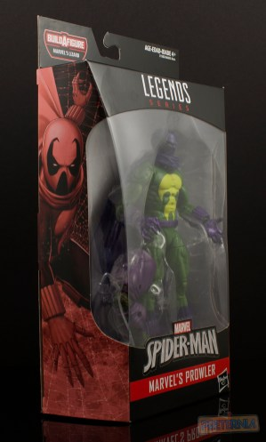 Prowler - Spider-Man: Lizard Build-A-Figure Wave January 2018