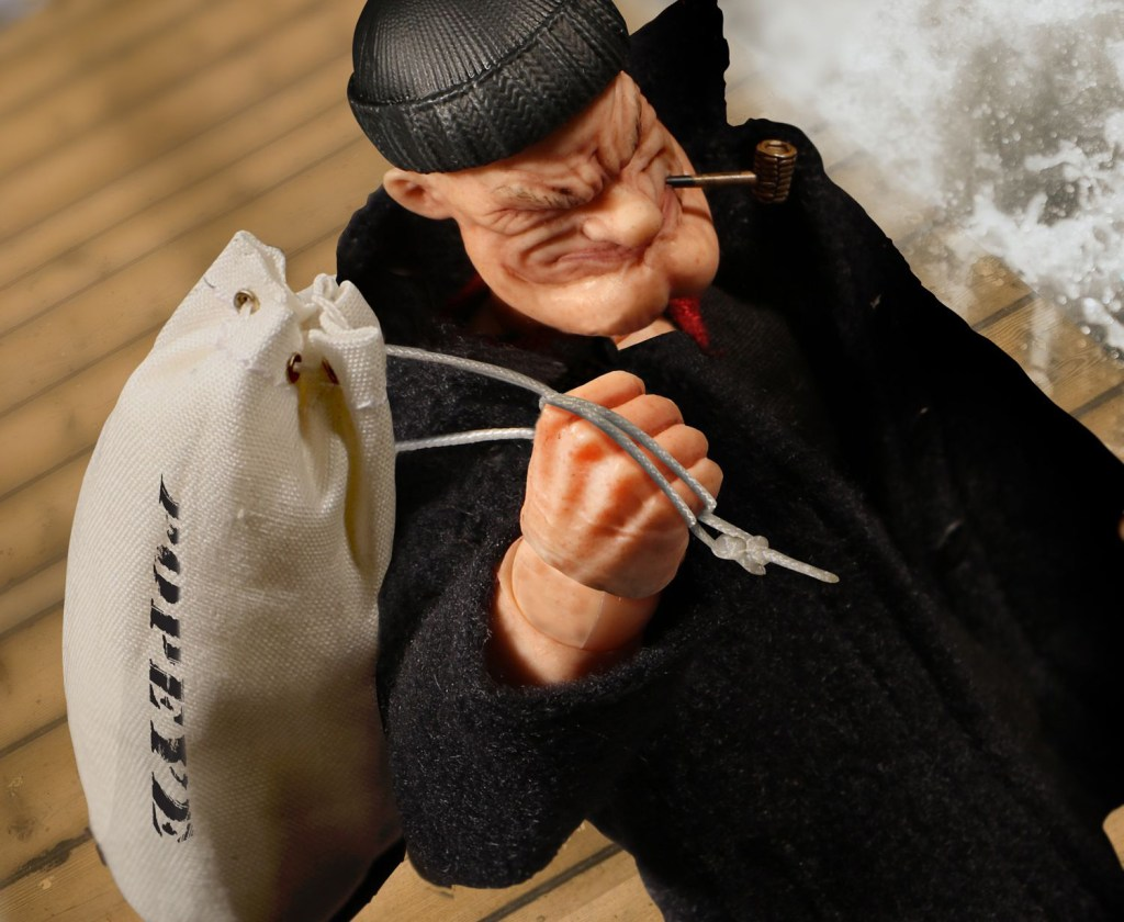 Mezco: One:12 Popeye Available for Preorder
