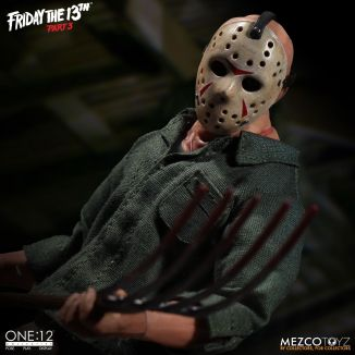Mezco: One:12 Friday the 13th Part 3 Jason Vorhees Available for Preorder