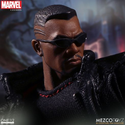 Mezco: One:12 Marvel Blade Available for Preorder
