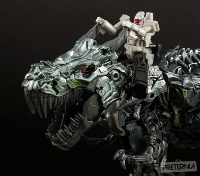 Hasbro Transformers Studio Series # 07 Grimlock Review