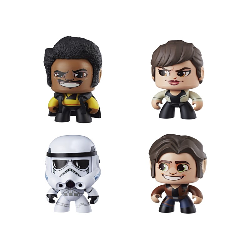 STAR WARS MIGHTY MUGGS Figure Assortment (Wave 3)