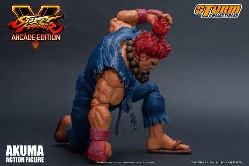 Storm Collectibles: Street Fighter V Akuma Nostalgia Costume Revealed