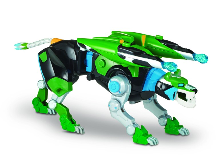 Green Lion Weapons (1)