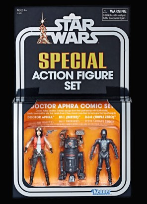 STAR WARS THE VINTAGE COLLECTION DOCTOR APHRA COMIC SET 1 FA18
